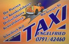 Taxi-Unternehmen Engelfried in Schwäbisch Hall